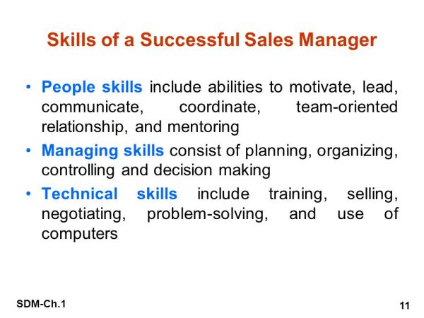Introduction to Sales and Distribution Management - ppt ...