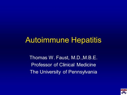 Autoimmune Hepatitis And Hepatitis C