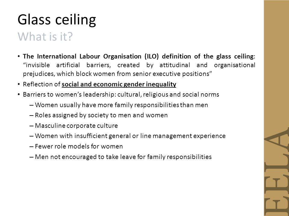 What Is The Meaning Of Term Glass Ceiling Www Energywarden Net