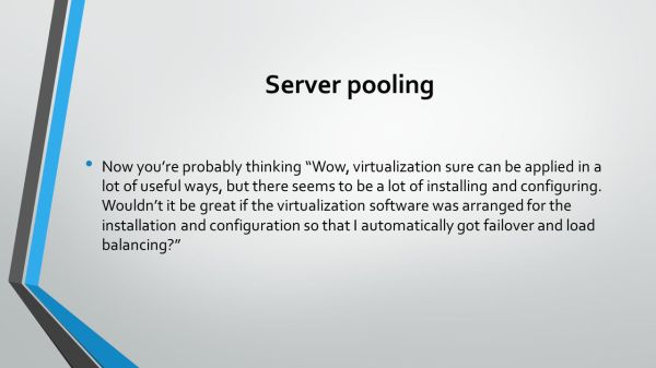 Virtualization Technologies - ppt download
