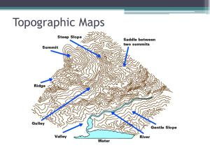 Topographic Maps and Compasses  ppt video online download