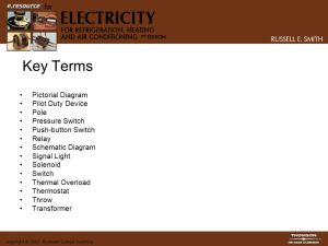 Components, Symbols, and Circuitry of AirConditioning Wiring Diagrams  ppt video online download