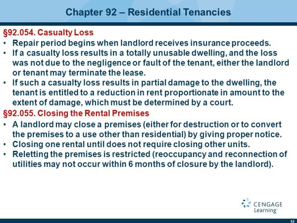 TEXAS REAL ESTATE LAW 11E Charles J. Jacobus. - ppt download