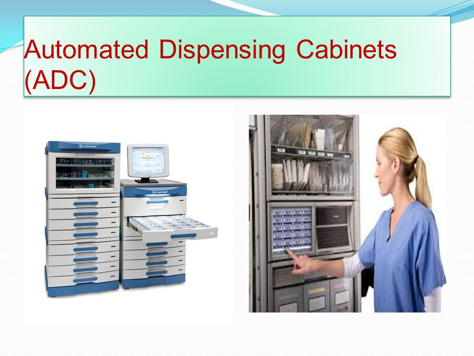 Wonderful Automated Dispensing Cabinets Guidelines Functionalities Net