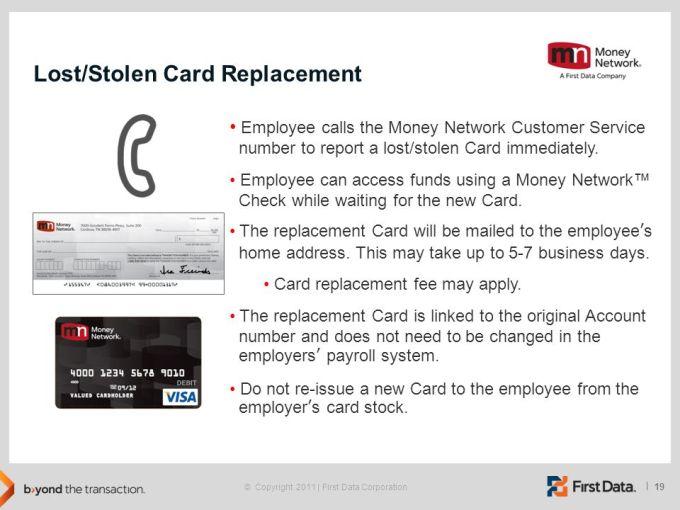 Money Network Card Services Infocard Co