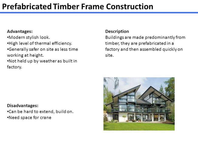 Timber Frame Structures Advantages | Frameswalls.org