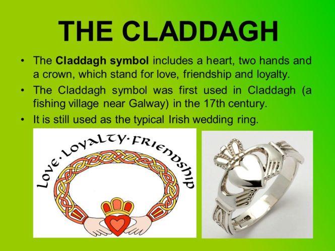 Claddagh Symbol Meaning Claddagh Rings