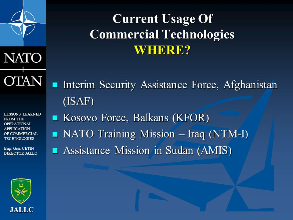Current Technologies Used Security