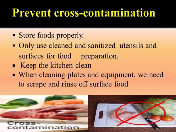 Assessment of Microbial Contaminants of Food and Their ...