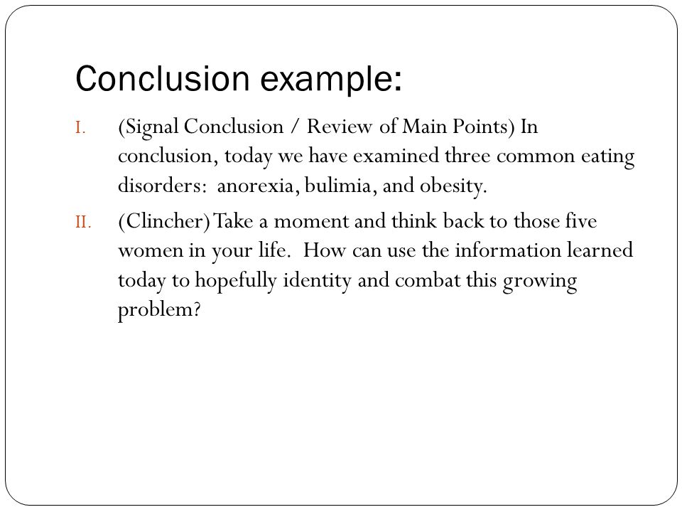 Disorder dissertation eating problem research statement