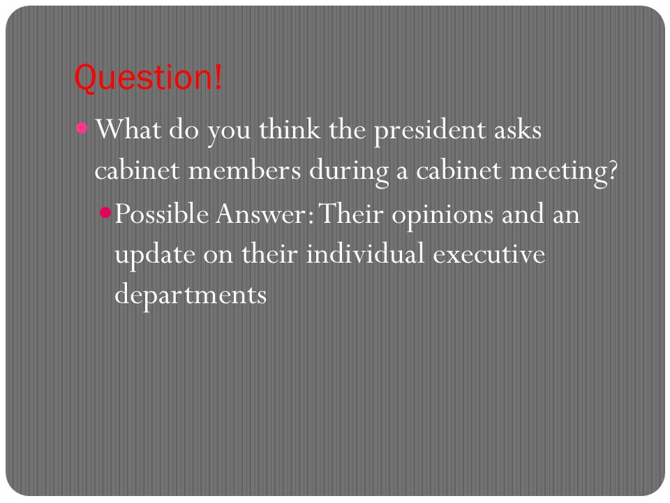 William Mckinley Cabinet Members | Centerfordemocracy.org