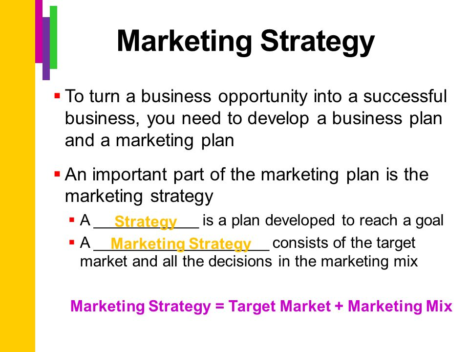 Small Business Plan Examples