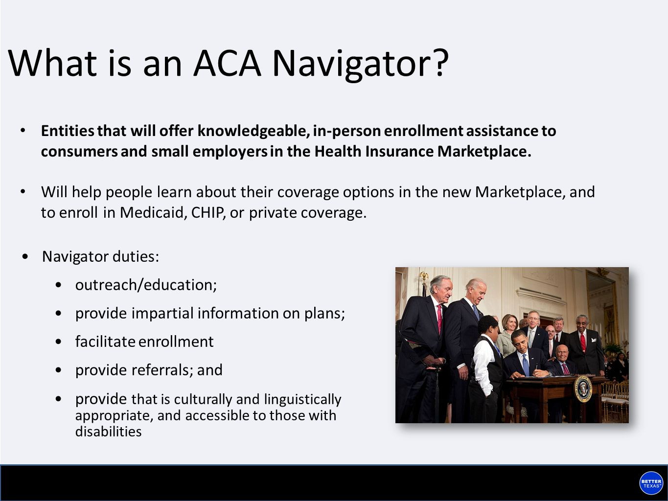 Image result for ACA Navigators