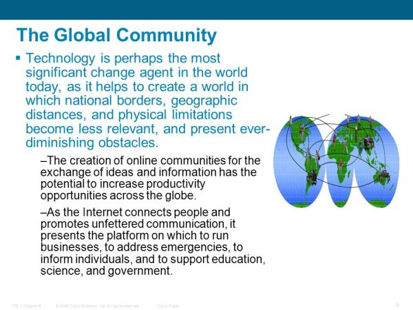 Living in a Network-Centric World - ppt download