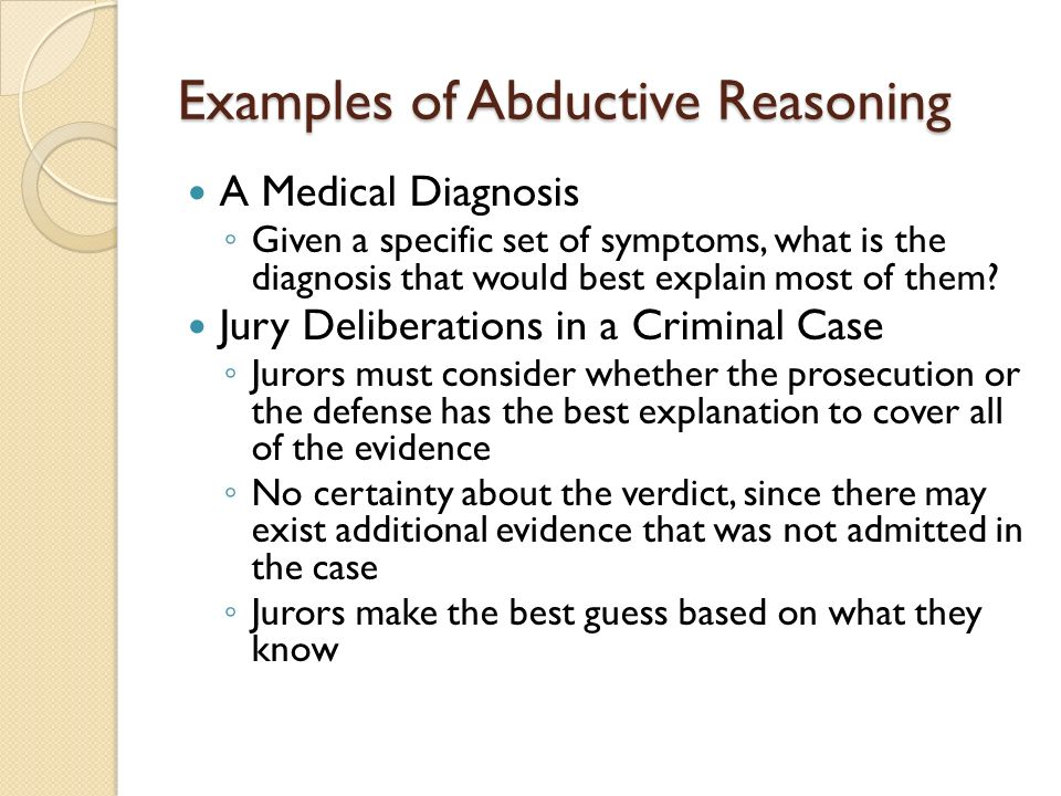 Abductive reasoning (abductive approach) research-methodology.