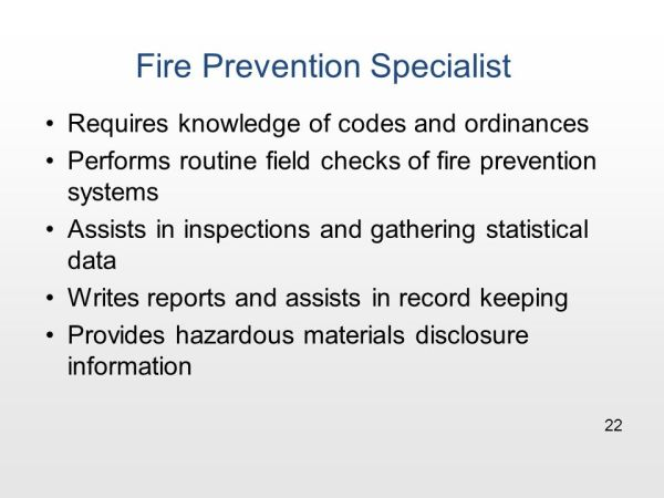 Introduction to Fire Protection 3rd Edition - ppt download