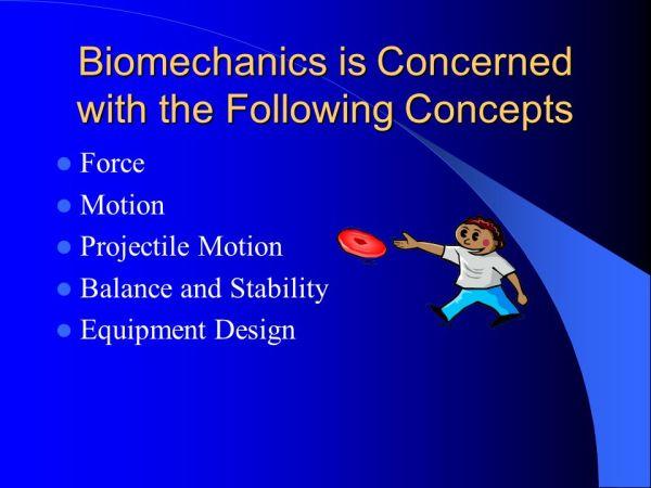 BIOMECHANICS. - ppt video online download
