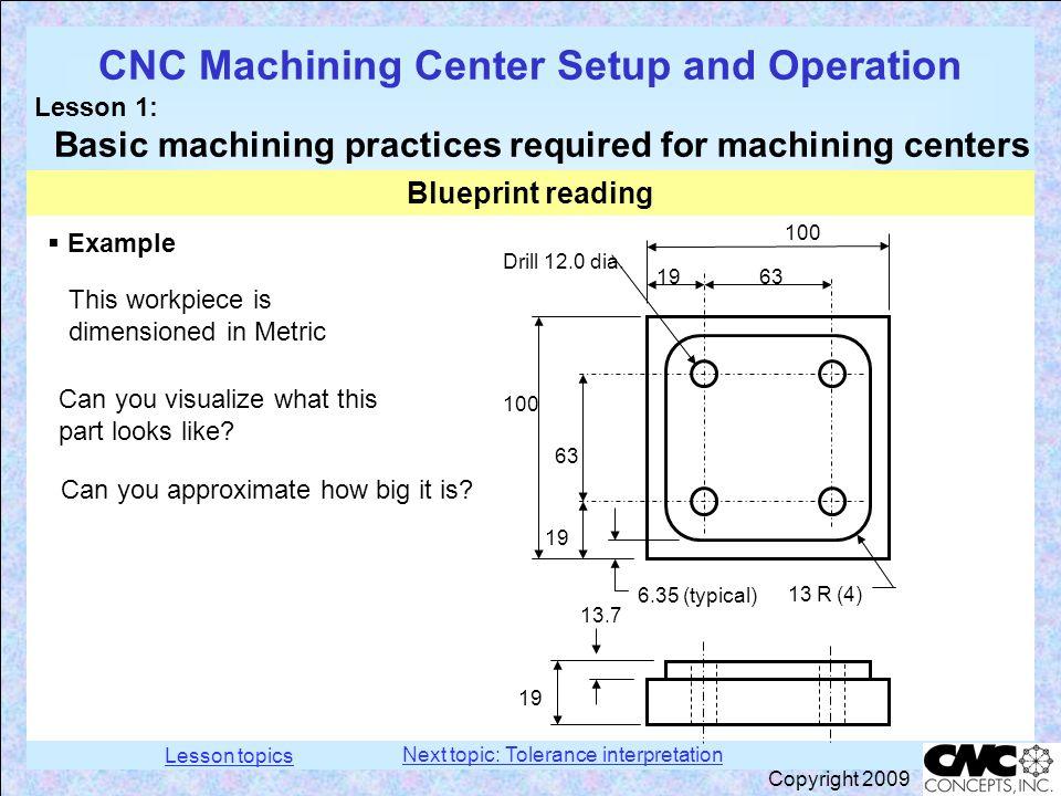 Machinist Symbols Blueprint Definition