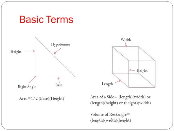 Math Review. - ppt video online download