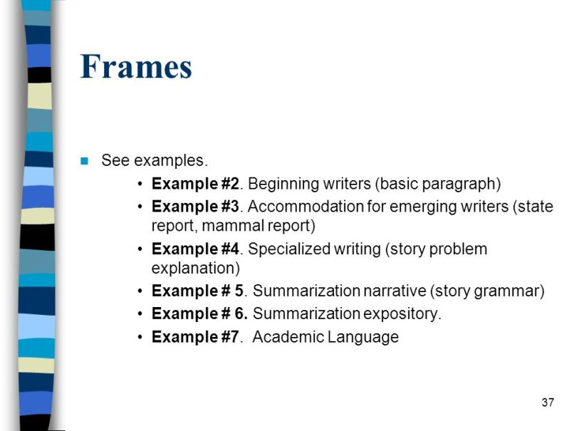 frame narrative examples   Allframes5.org
