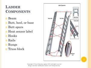 Fire Service Ladders Firefighter II  ppt video online