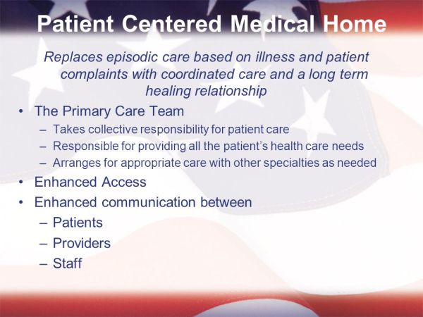 Practice Models within Patient Centered Medical Home - ppt ...