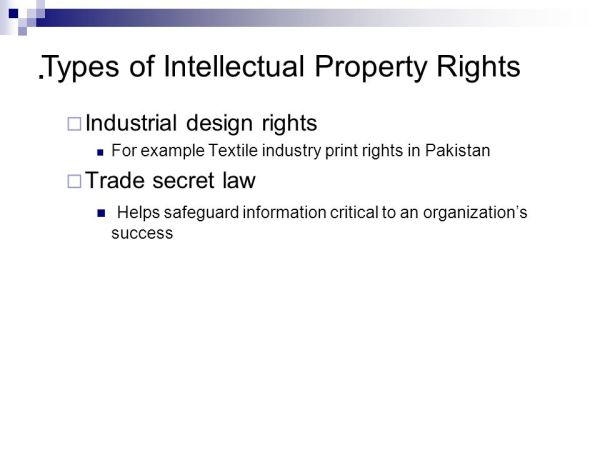 Intellectual Property - ppt video online download
