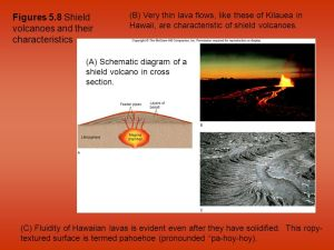 Volcanoes  ppt download