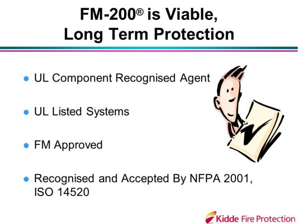 Current Issues in FM-200® Dave Smith Suppression Business ...