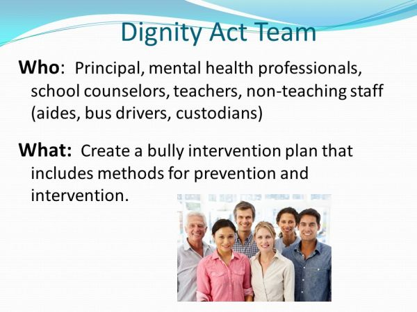 The New York State Dignity Act - ppt download