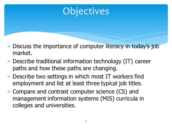 Careers and Certification - ppt video online download