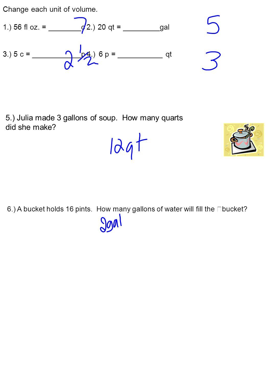 Is 3 Quarts A Gallon