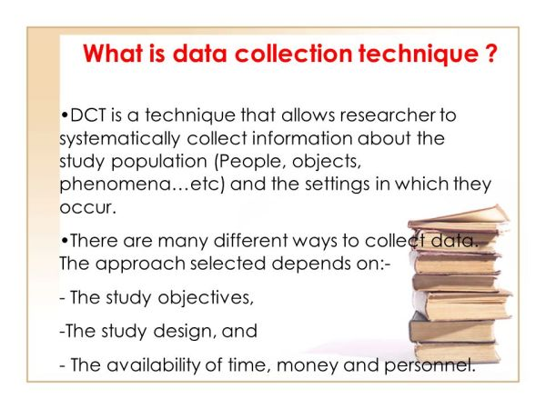 Research methodology Data Collection tools and Techniques ...