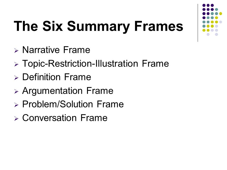 What Does Framed Narrative Mean | Framejdi.org