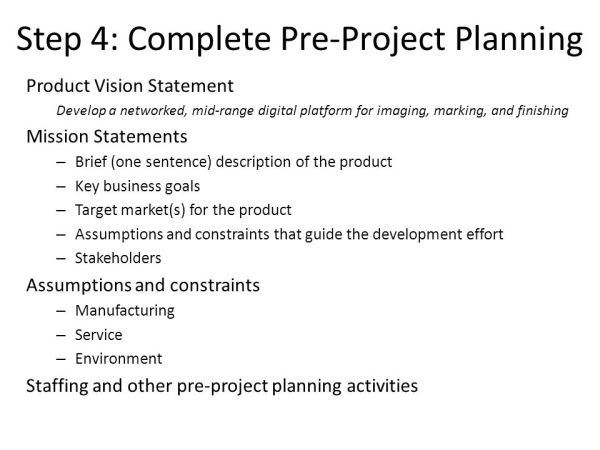 Chapter 3: Product Planning - ppt video online download