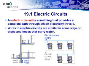 Unit 7: Electricity and Magism  ppt video online download