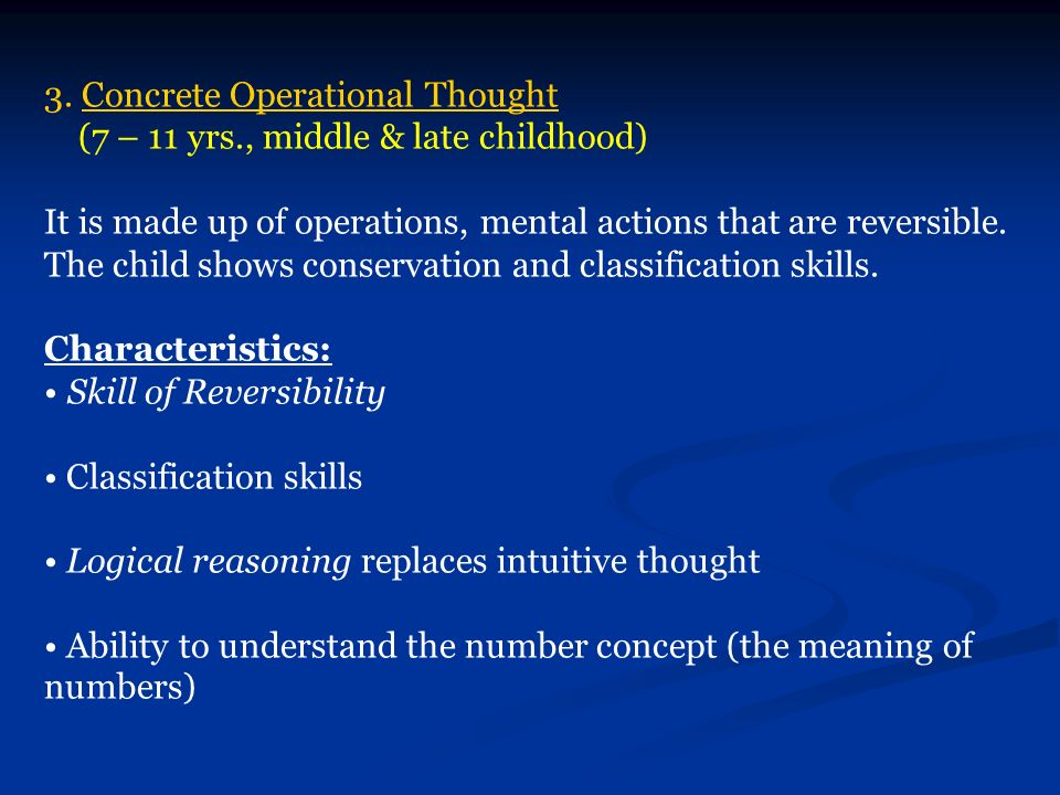Cognitive Development Ppt Video Online Download