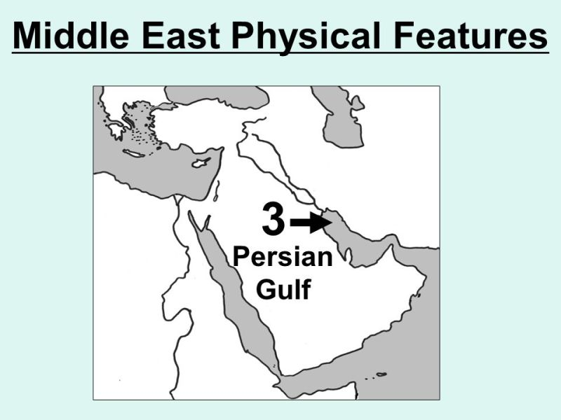 persian gulf physical map » Another Maps [Get Maps on HD] | Full HD ...
