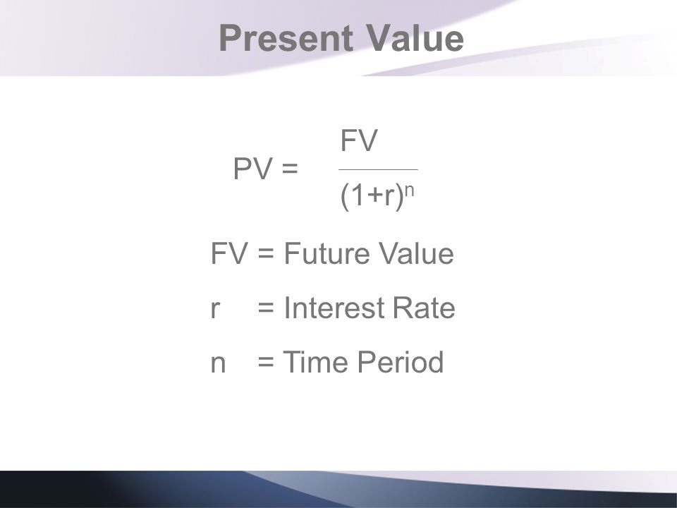 Image Result For Image Result For Present Value Of Annuity