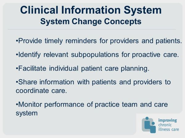 Clinical Information Systems - ppt download