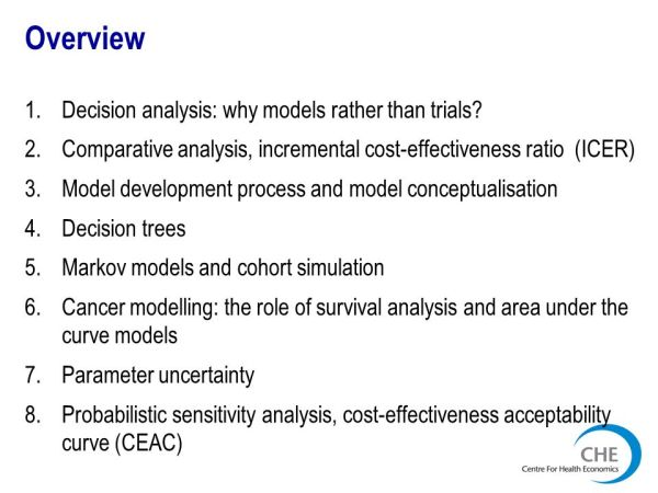 Decision-Analytic Methods - ppt video online download