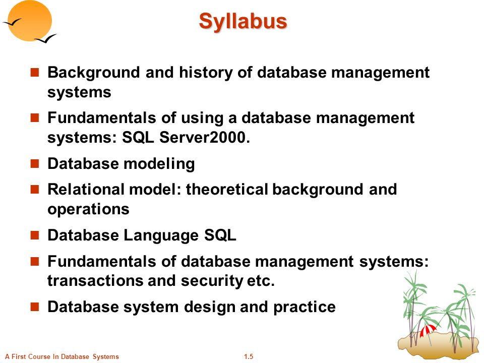 Database Security Jntu Syllabus