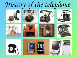 History of the telephone - ppt video online download