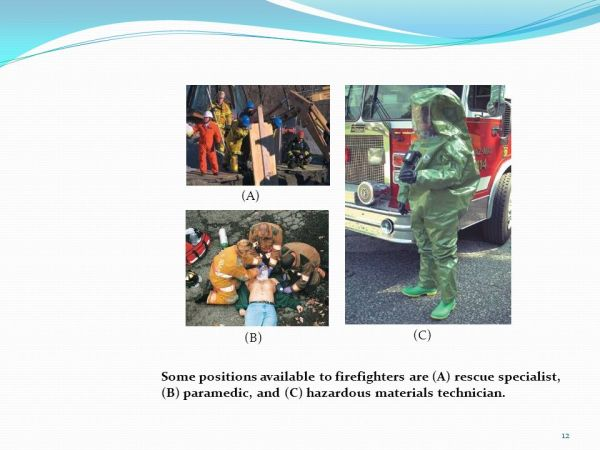 Fire Department Organization, Command, and Control - ppt ...