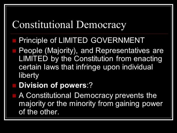 Principles of Government - ppt video online download