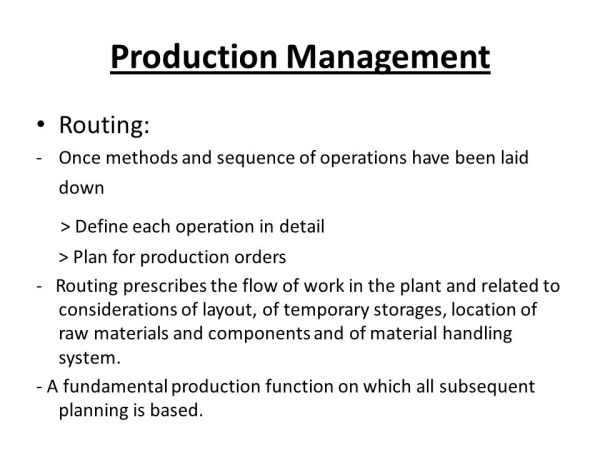 OPERATIONS MANAGEMENT Planning - ppt video online download