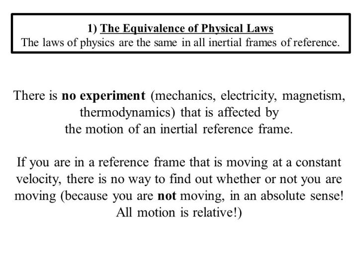 Inertial Frame Of Reference Ppt | Framess.co