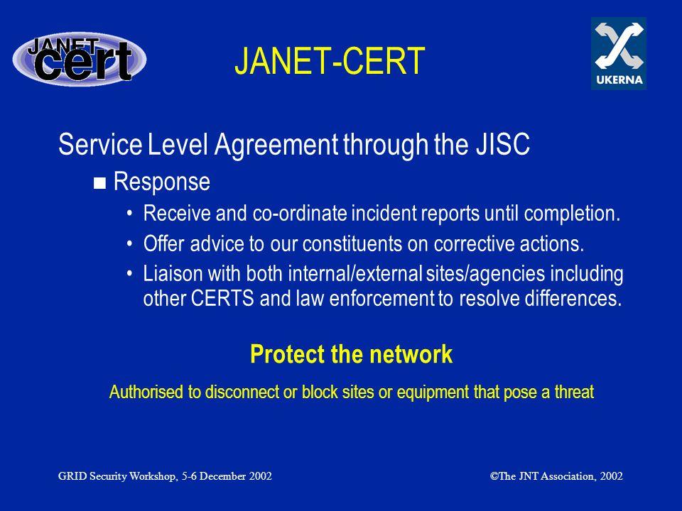 Security Equipment Cert 3