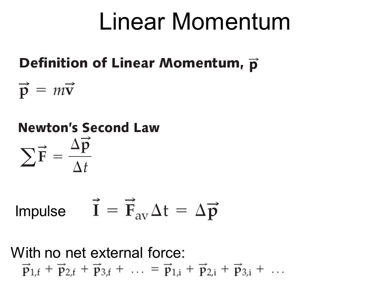 Momentum And Impulse Worksheet