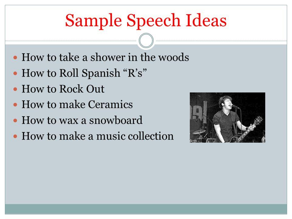 Take Shower Spanish